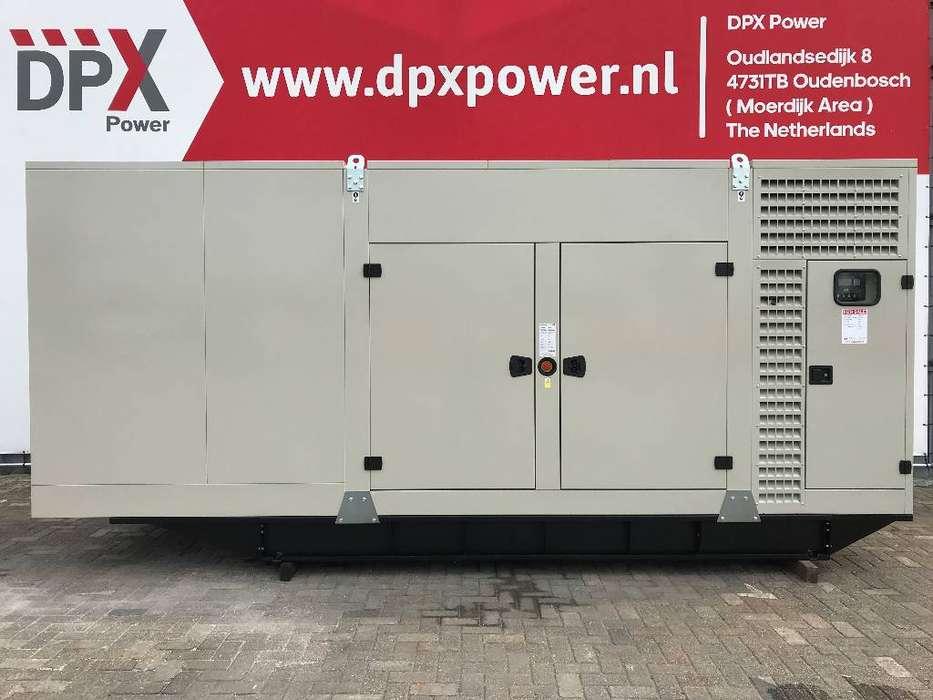 Perkins 2806A-E18TAG2 - 721 kVA Generator - DPX-19600 - 2019