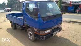 Clean Tokunbo Mitsubishi Canter Pick Up