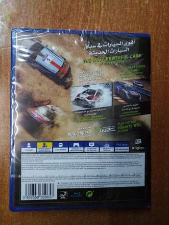 Wrc 7 for Playstation 4 Nairobi CBD - image 2