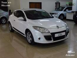2010 Renault Megane Coupe now available at Eco Auto