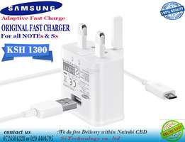 Original SAMSUNG Fast Charger. We Do Delivery