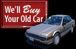 We will buy your old car