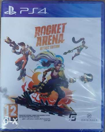 Rocket Arena for Ps4 Game