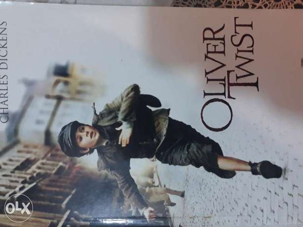 Oliver twist not used 20.000LL