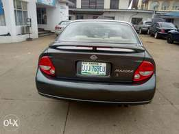 2002 model Nissan maxima clean with good condition buy drive