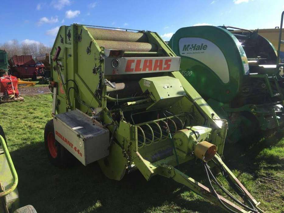 Claas Rollant 44 S - 1996