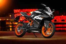Urgent looking for a Ktm rc 125