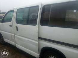 Cheap TOYOTA HIACE 1996 model Bus for sale
