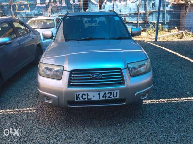 KCL Clean SG5 Subaru Forester Fully loaded pioneer Music system Nairobi CBD - image 3