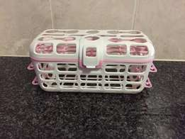 Baby and toddler bottles accessories drying rack