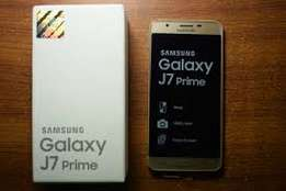 Samsung galaxy j7 Prime for sale