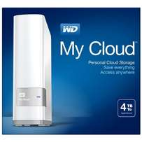 WD 4TB My Cloud for sale