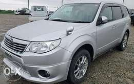 2009 Subaru Forester very clean not used locally