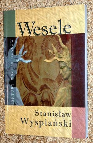 Książka Wesele Stanisław Wyspiański Szczecin Dąbie Olxpl