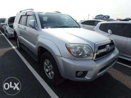 Toyota Hilux surf 2009 model 4000cc vvti v6 engine 2.5m only