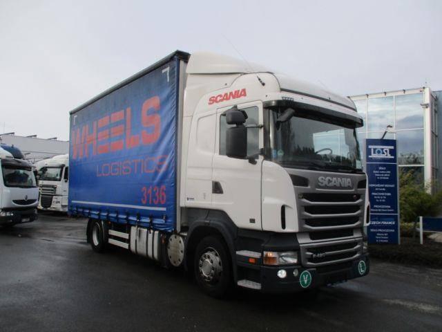 Scania R420 EURO 5 - 2012