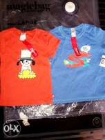 Short sleeve t-shirt for boys (3yrs) by zutano.