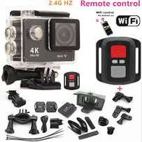 Ultra HD 4K WiFi action Cam waterproof pro Sport camerawith remote