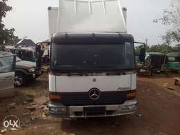 Toks atego Benz Truck up for grabs