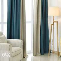 Customized sheers and curtains