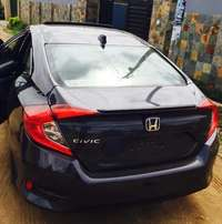 Civic Limited 2016 model