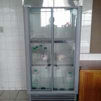 Double Door Cooler fridge