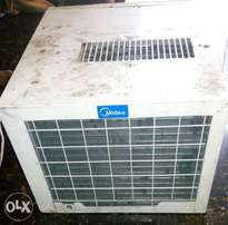Midea 1HP Window AC