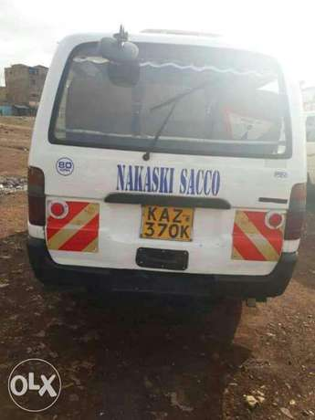 Toyota shark 5L in good working condition Now selling Utawala - image 1