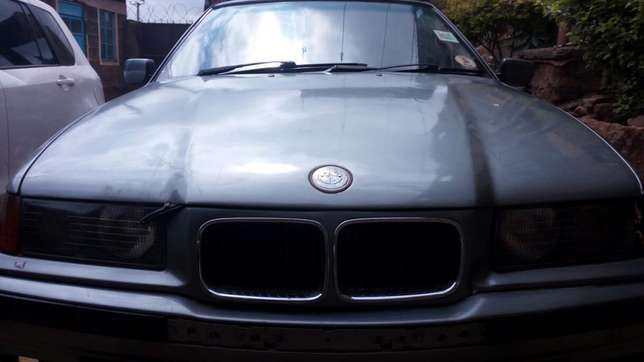 Can BMW car for sell. In good shape & free from Accident Nyari - image 8