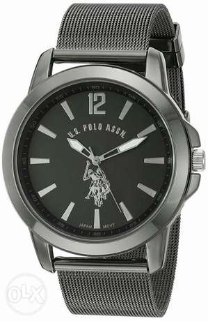 US polo watch for men
