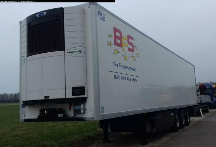 Koegel Tiefkühlsattelauflieger SVKT 24 Carrier VECTOR 1 - 2019