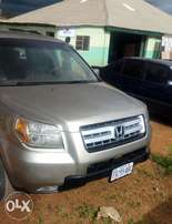 Neatly used 07 Honda Pilot