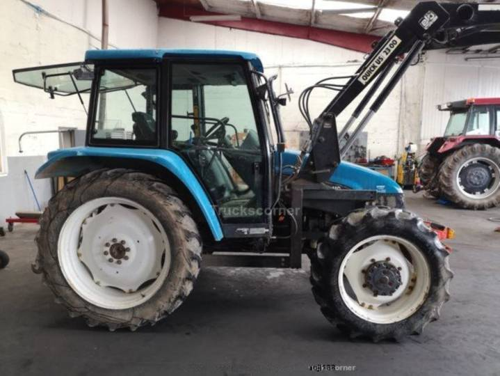 New Holland tl90 - 2000