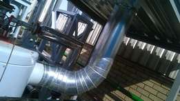 Boiler Room Extraction