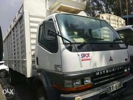 Mitsubishi FH 2014 (KBX) Very Clean and in good condition