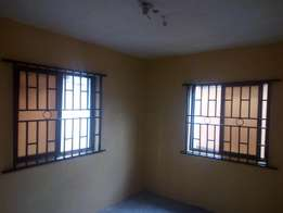 Clean renovated 2 bedroom flat in a very decent area at Alimosho Bstop