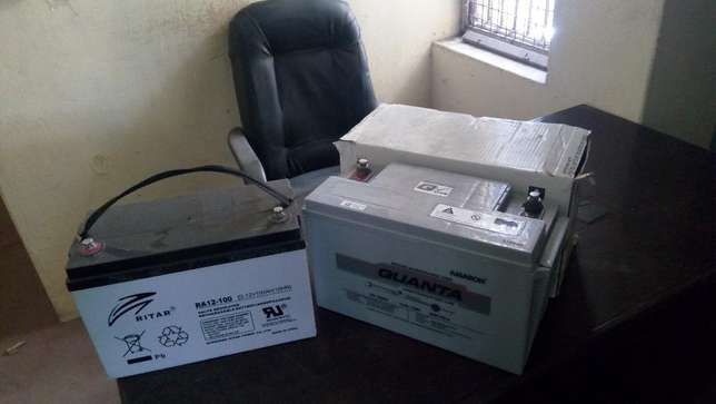 12V 100AH Maintainance free Gel battery Mombasa Island - image 2
