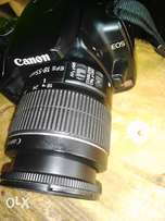 UK Used Canon XTI 12mp for sale