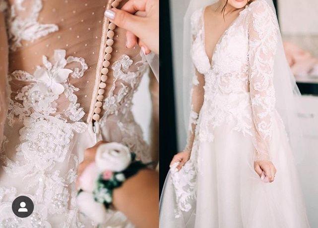 b85161ec153047 Весільне плаття Crystal: 8 000 грн. - Весільні сукні Львів на Olx