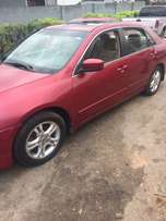 registered 2007 model Honda Accord DC