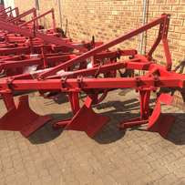 Brand new 2 and 3 furrow mouldboard ploughs for sale