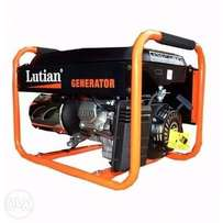 Lutian Generator 3.5KVA - LT3600 - Manual Starter - New Model