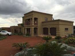 2.2 Ha Plot with a house and flat,For Sale in Polokwane Myngenoegen