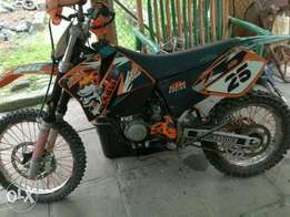 Ktm 200 spares required