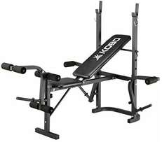 Just arrived weight bench