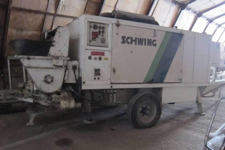 Schwing Sp 3500 - 2007