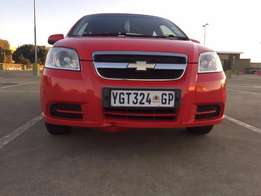 In A Perfect Condition 2010 Chevrolet aveo i10 With Full Service Hist