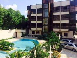 Modern 3 bedroom fully furnished apartment with swimming pool