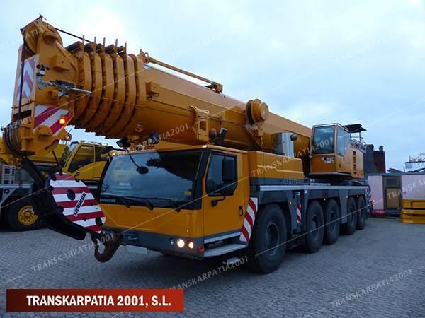 Liebherr Ltm 1200-5.1 - 2014