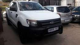 52015 Ford Ranger 2.2Tdci 4x2 6speed 21000kilos is available
